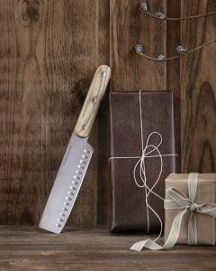 Japansk kockkniv